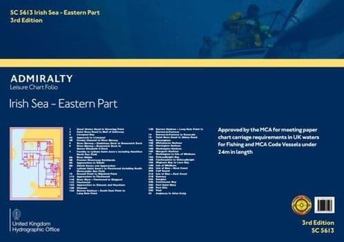SC5613 Irish Sea - Eastern Part